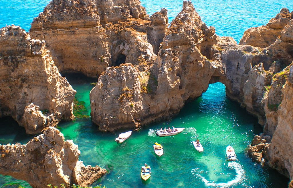 6 things to do in Algarve Portugal - Caves, Beaches, Villages ...