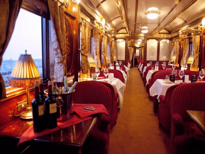Al Andalus luxury train holidays