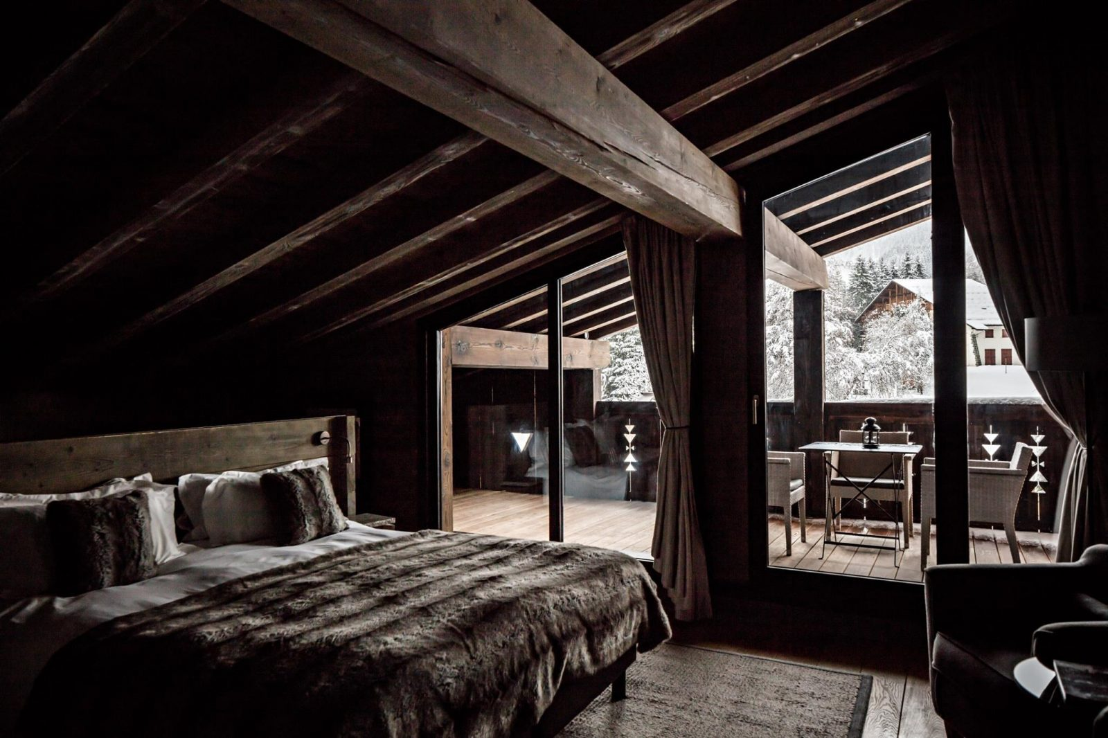 Alpaga cosy winter hotels in europe
