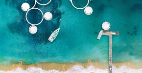 ANTHENEA: WORLD'S FIRST FLOATING LUXURY ECO-HOTEL SUITE