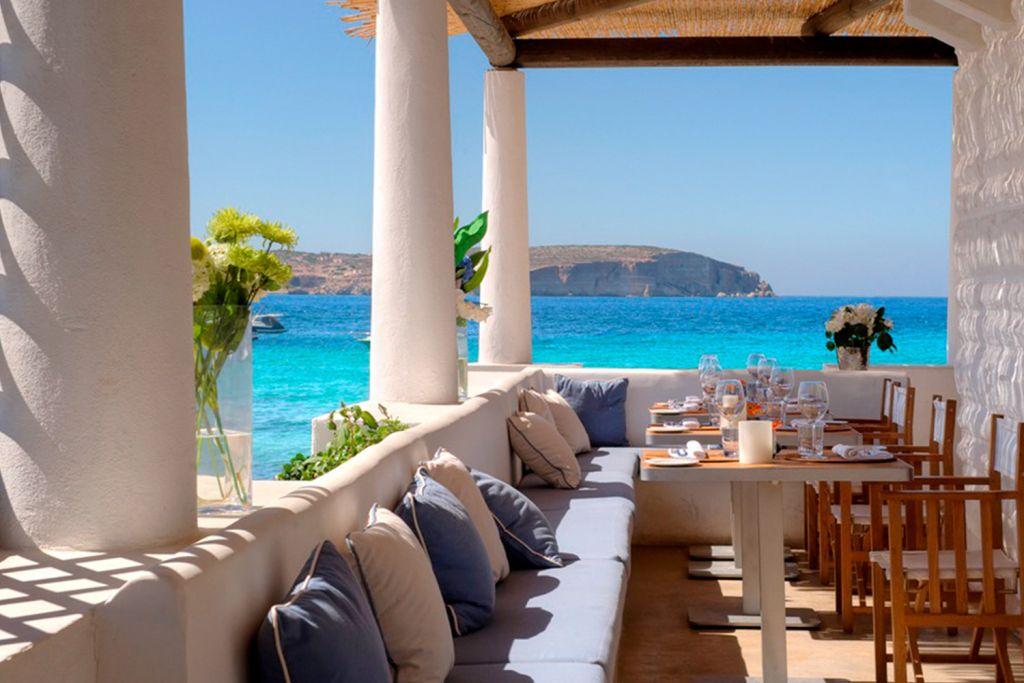 Baia beach club Malta