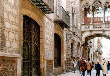 Barri Gòtic fun things to do in barcelona