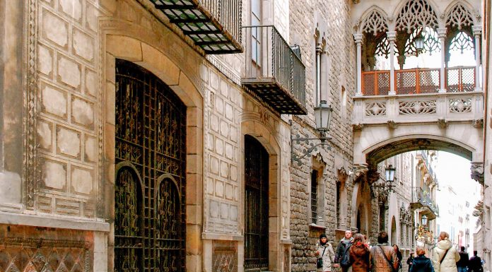 Barri Gòtic fun things to do in barcelona