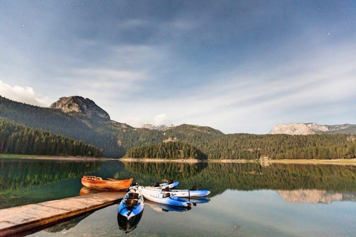 Black Lake Crno Jezero montenegro