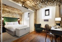 Bodmin Jail Hotel bedrooms