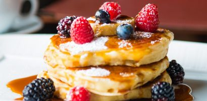 WHERE TO FIND LONDON'S BEST PANCAKES