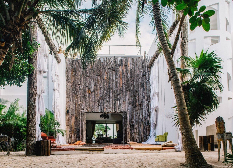 Casa Malca Pablo escobars mansion in tulum