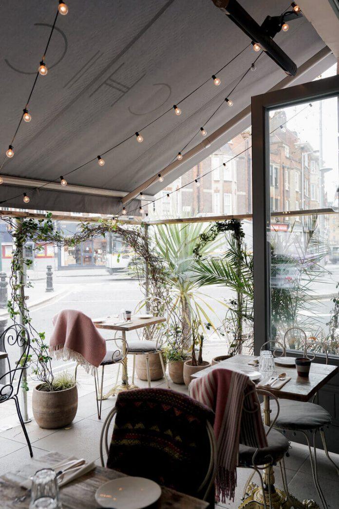 Chicama Chelsea al fresco dining london