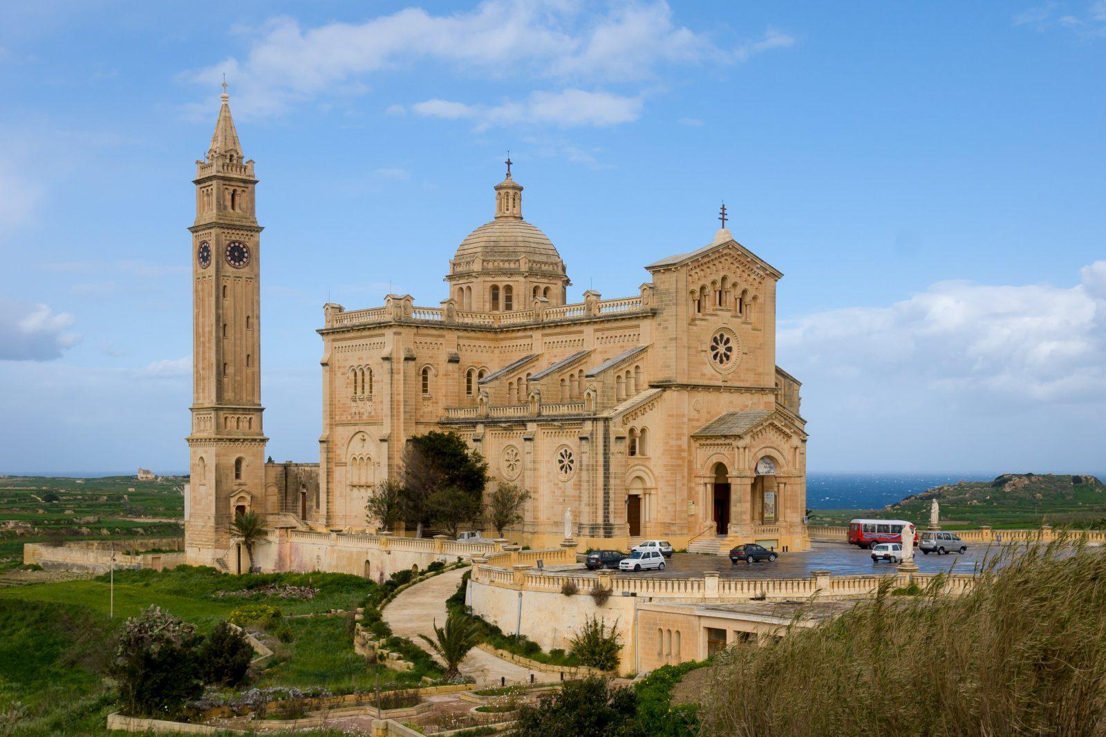 Churches in Gozo