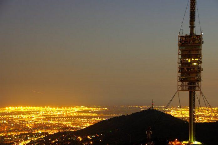 Collserola Tower best viewi in barcelona