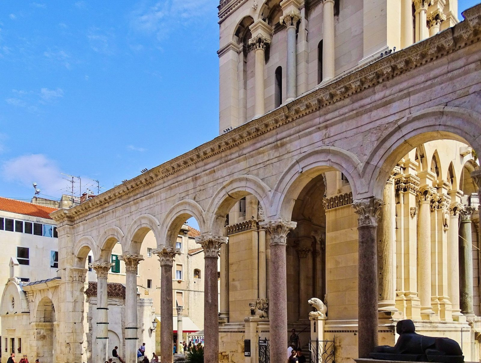 DIOCLETIAN'S PALACE things to do in split croatia