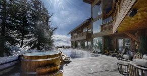 COSIEST ALPINE HOTELS IN EUROPE