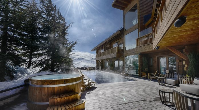 El Lodge and Spa cosy winter hotels in europe