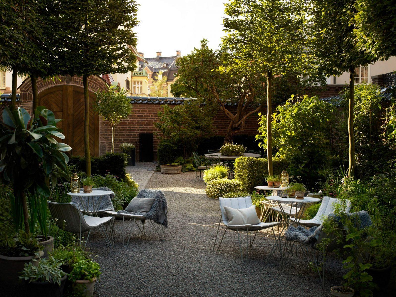 Ett Hem Garden summer sockholm