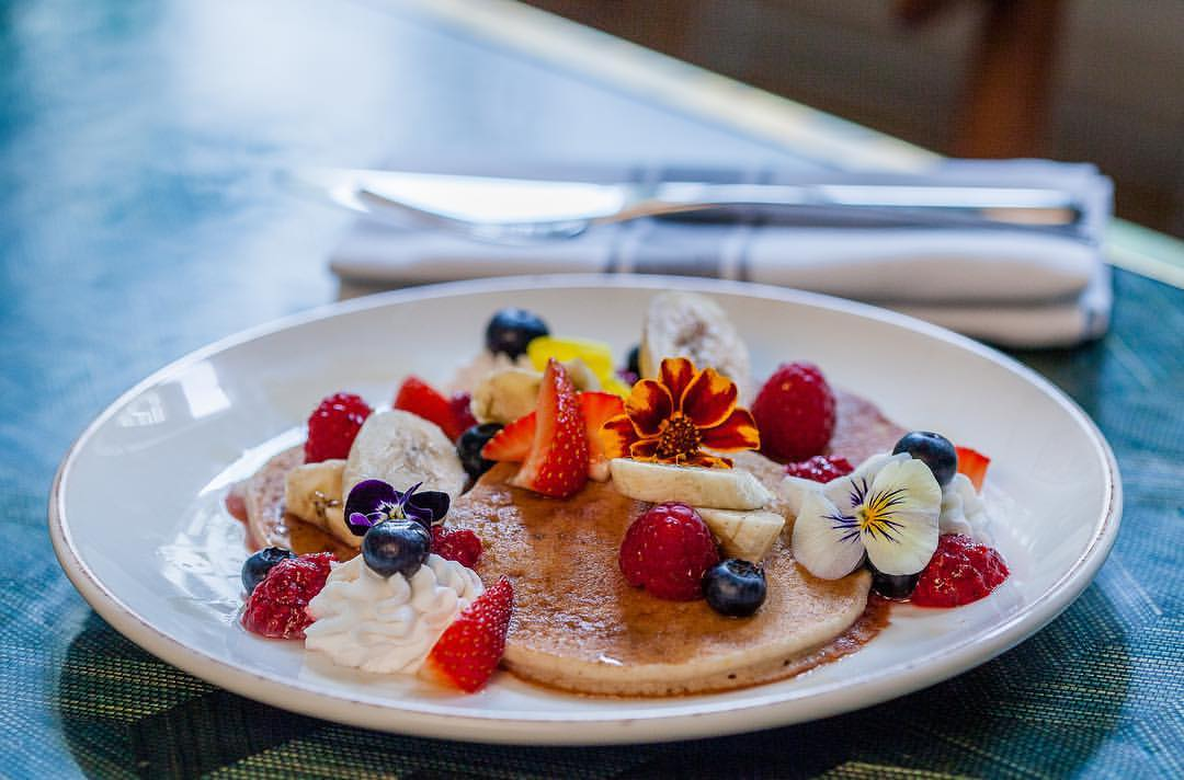 best pancakes in london gluten free