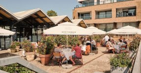 TOP 24 AL FRESCO DINING RESTAURANTS IN LONDON
