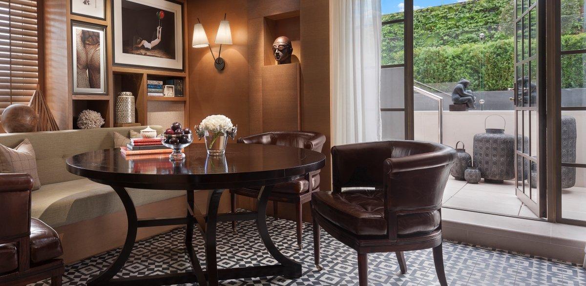 luxury garden house suite rosewood london luxsphere
