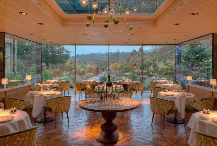 Gravetye Manor, Sussex michelin star hotels uk