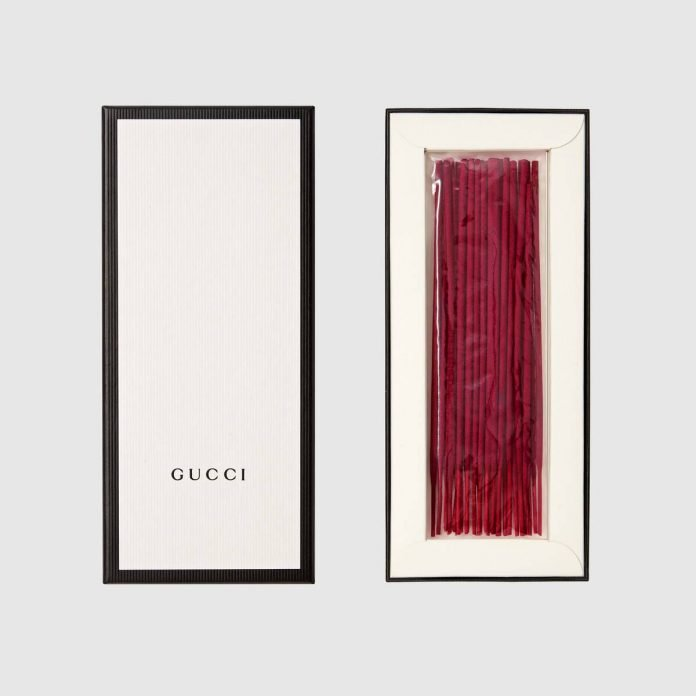 Gucci incense sticks luxury stocking filler ideas