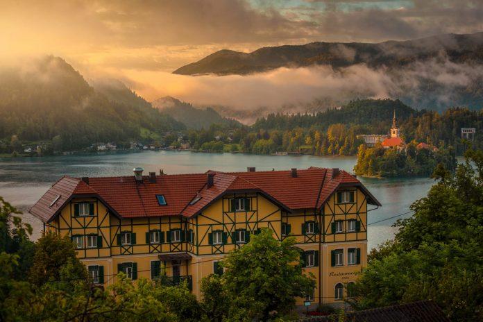 Hotel Triglav Bled hotels in lake bled