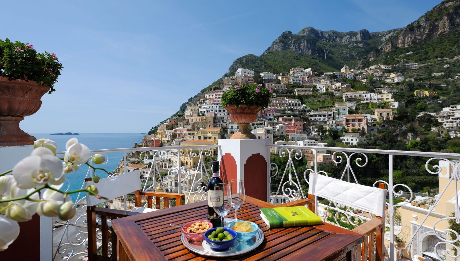 room with the best view in Amalfi Coast
