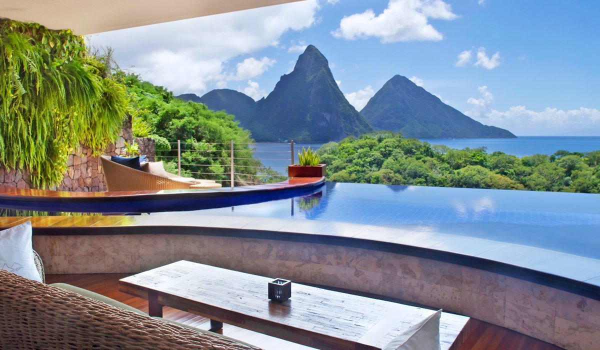 room with the best view in the Caribbean