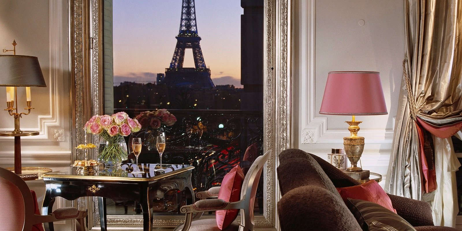 room with the best view - Paris