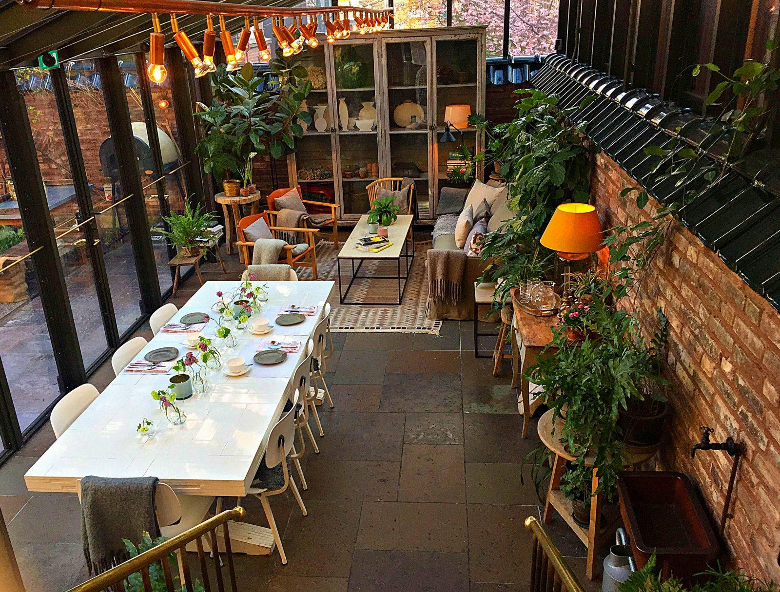 Ett Hem best boutique hotel in stockholm