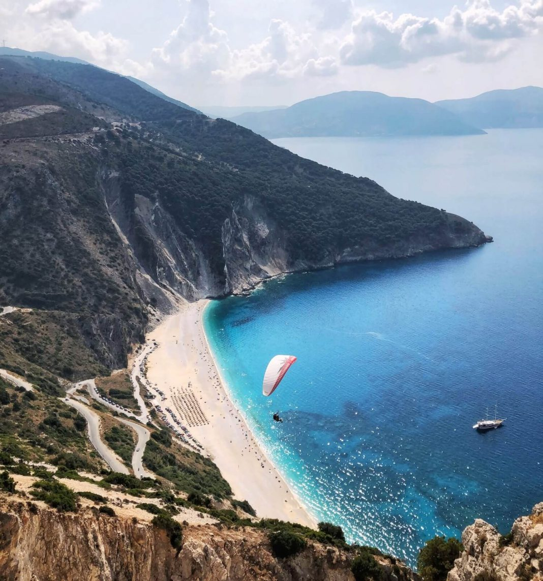 Kefalonia (Cephalonia) places to visit in greece