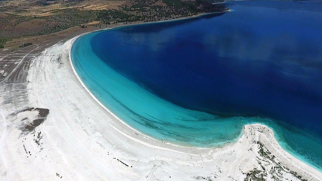Lake Salda things to do near Pamukkale