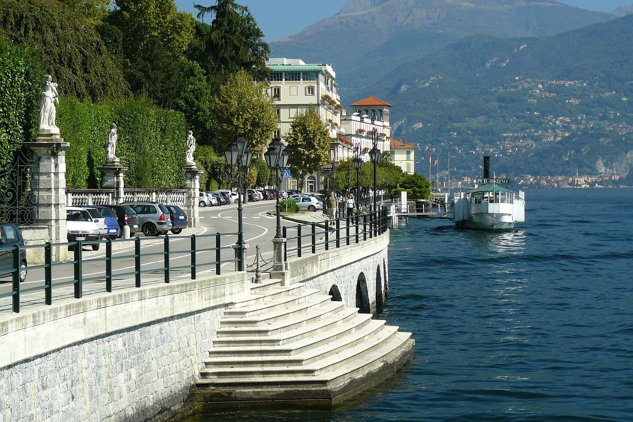 June destination Lake Como