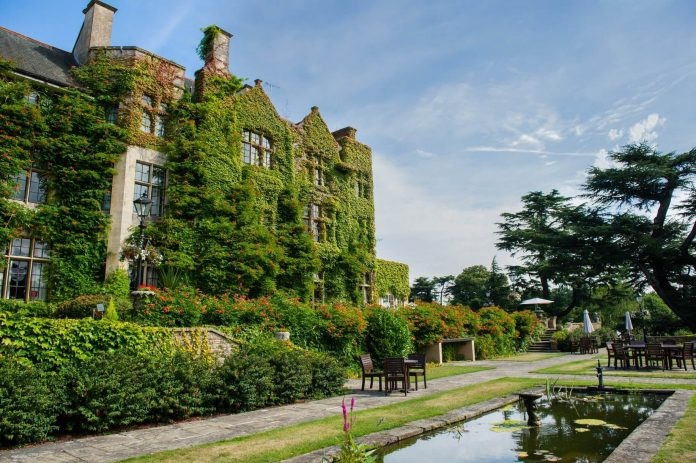 Latymer at Pennyhill Park michelin star hotels