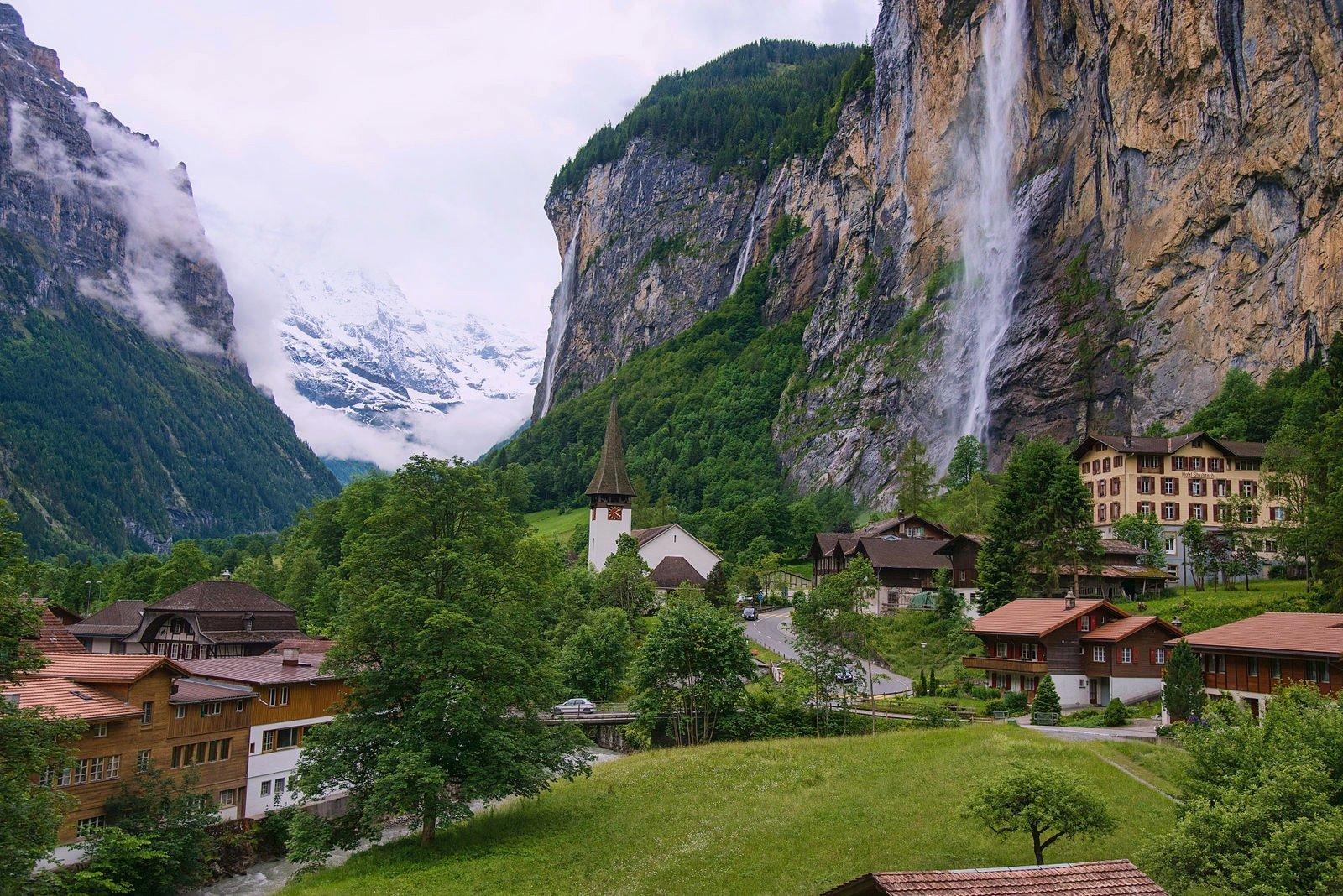 Lauterbrunnen hidden destinations in europe