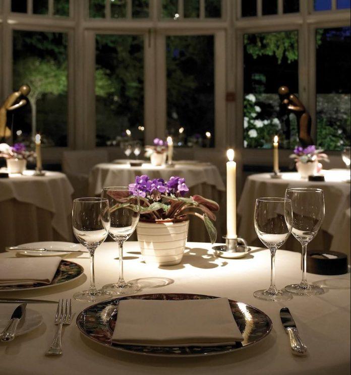 Le Manoir aux Quat'saisons top Michelin star hotels in uk
