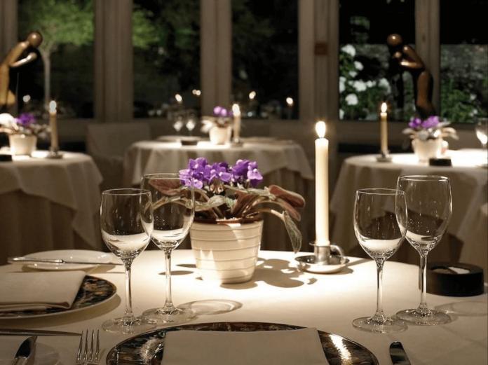 Le Manoir aux Quatsaisons top Michelin star hotels in uk