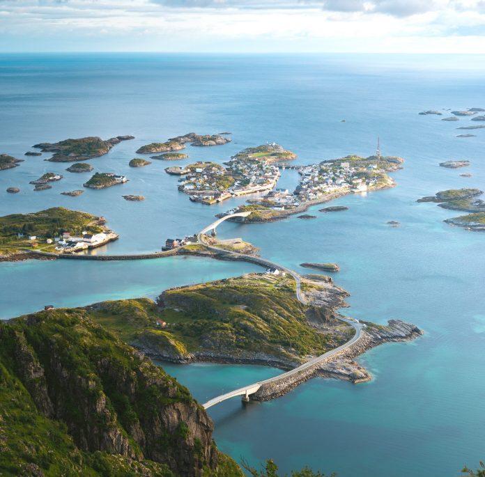 Lofoten Islands hidden destinations in europe