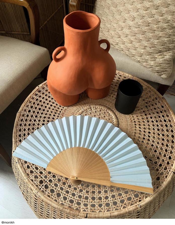 Love Handles Vase Anissa Kermiche luxury gift