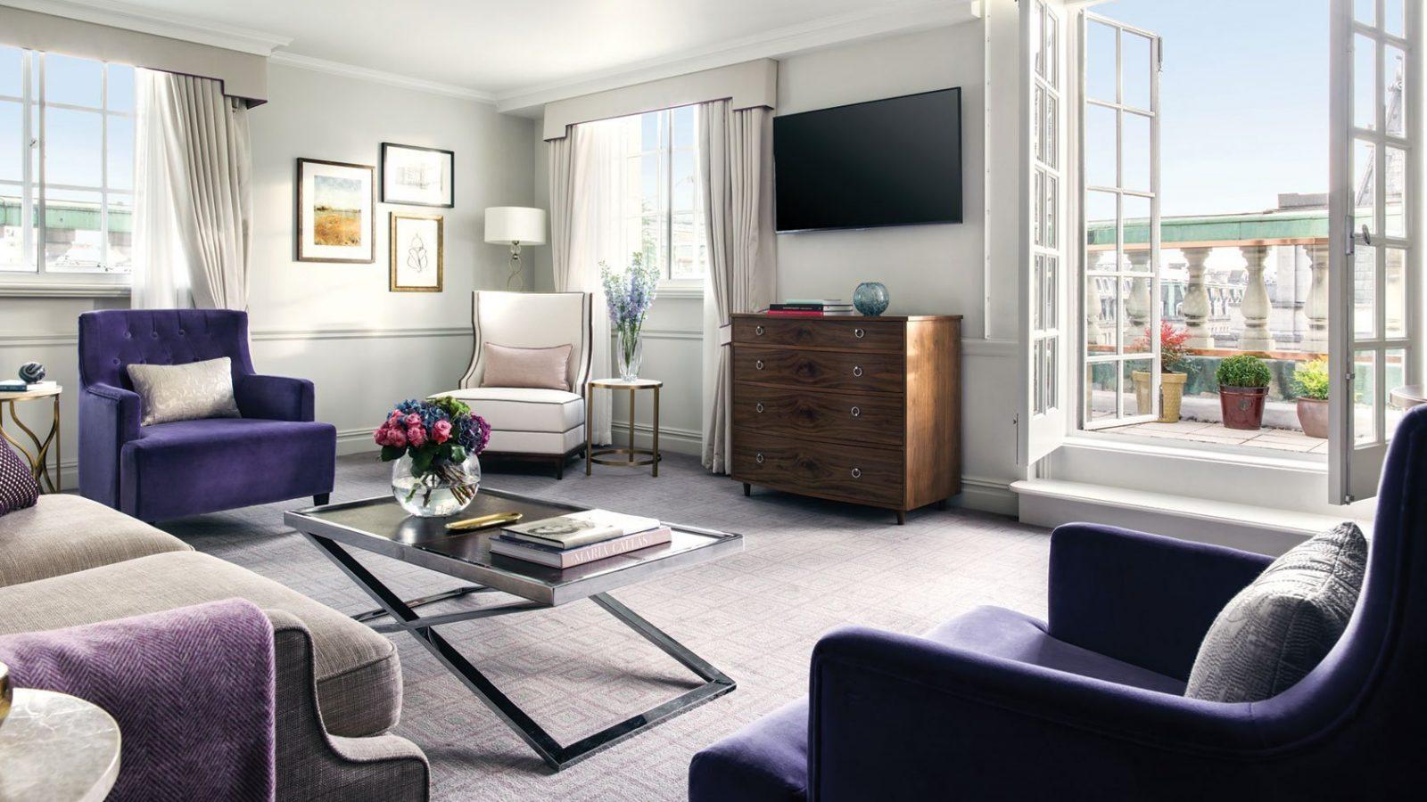 Luxury Suite Langham Terrace Luxsphere