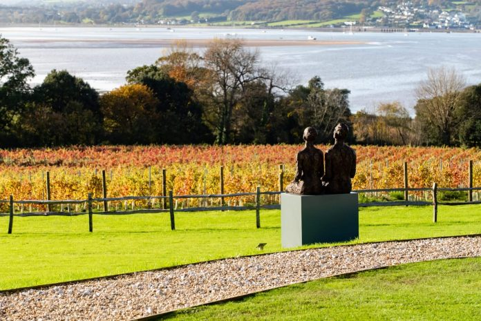 Lympstone Manor, Devon vineyards in uk