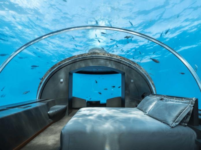 MURAKA Underwater hotel png