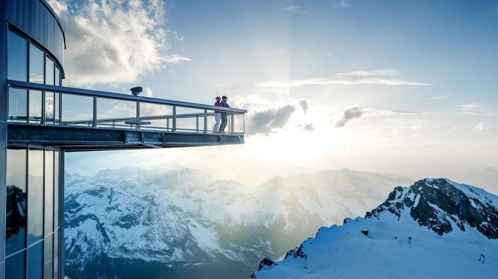 Salzkammergut region Gipfelwelt 3000