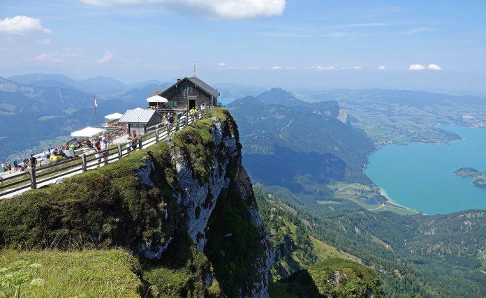 Salzkammergut region off the beaten path destination in europe