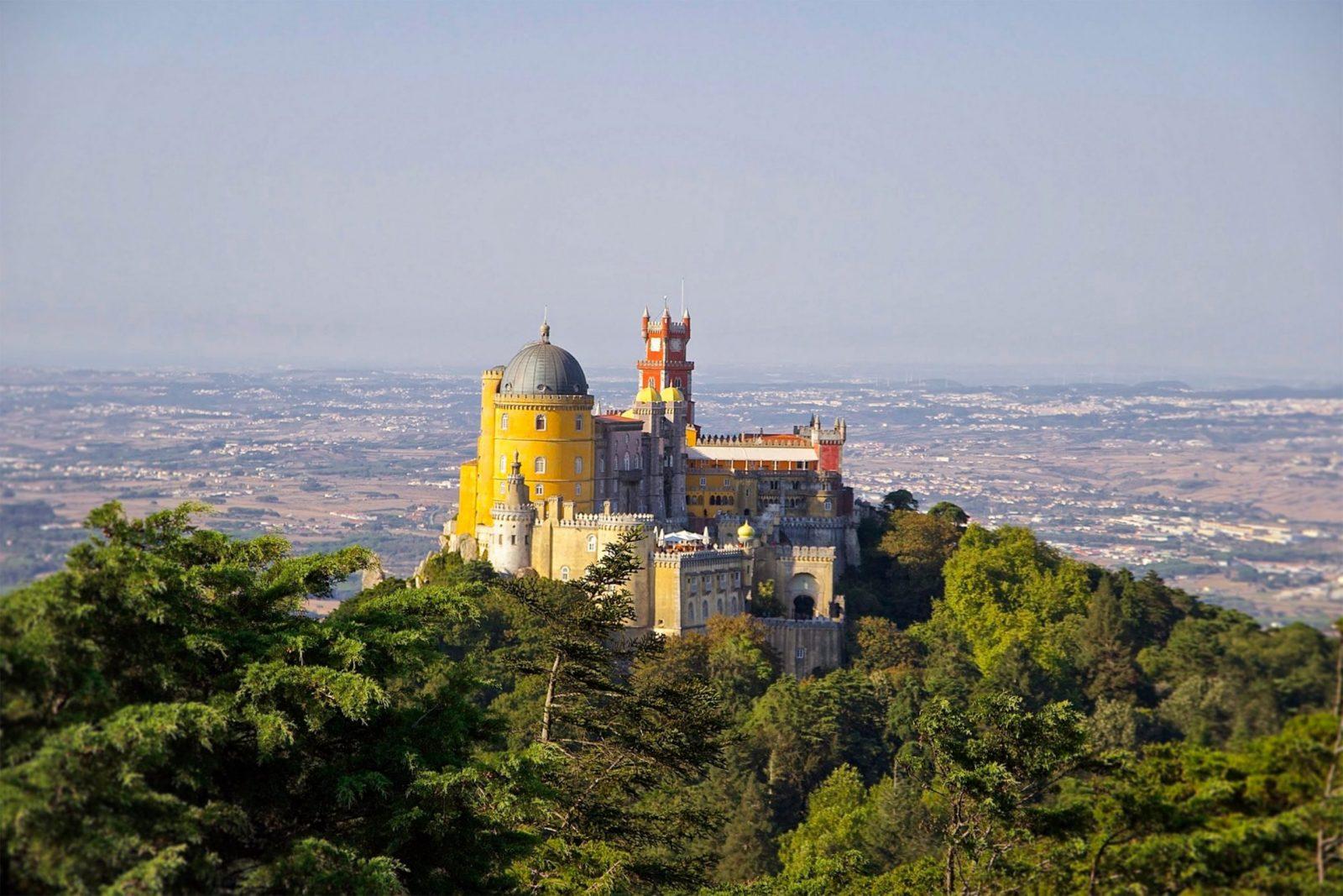 Sintra portugal hidden destinations in europe