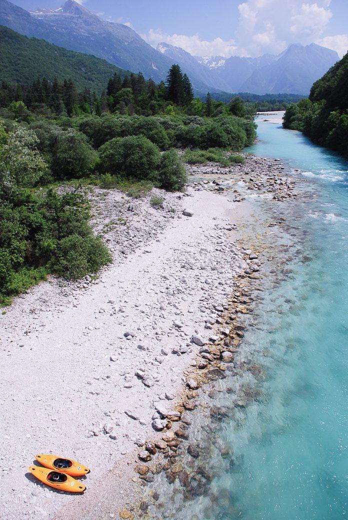 Soča valley destinations in slovenia