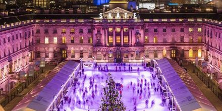BEST PLACES TO ICE SKATE IN LONDON