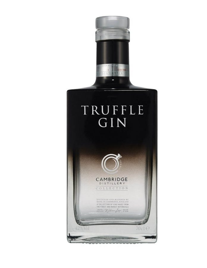 Truffle Gin most expensive gin