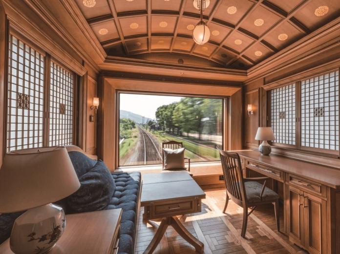 Unique Luxury Trains journeys around the World Seven Stars in Kyushu