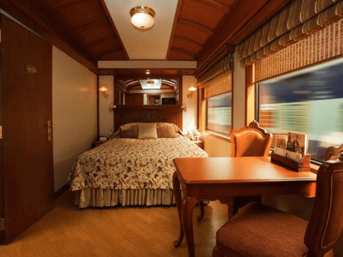 Unique Luxury Trains journeys around the World The Maharaja express India