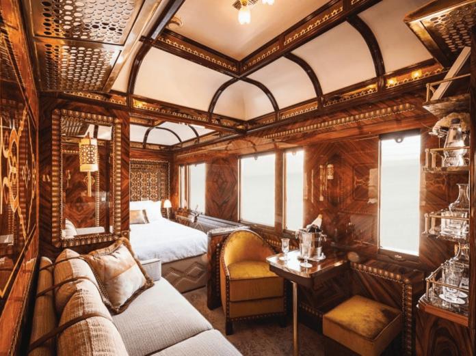 Venice Simplon Orient Express Unique Luxury Trains journeys around the World
