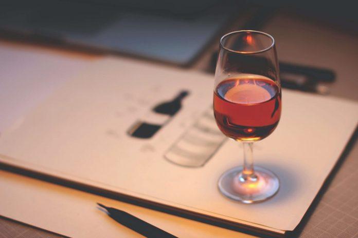 Vila Nova de Gaia port wine